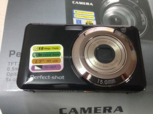 digital camera with COMS sensor 5X digital zoom & 5.0M pixel DC-k718c