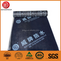 good quality APP modified bitumen torch applied membrane for basement waterproofing