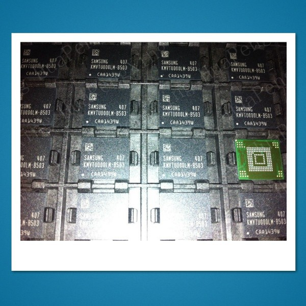 New Original KMVTU000LM KMVTU000LM-B503 eMMC for i9300 s3