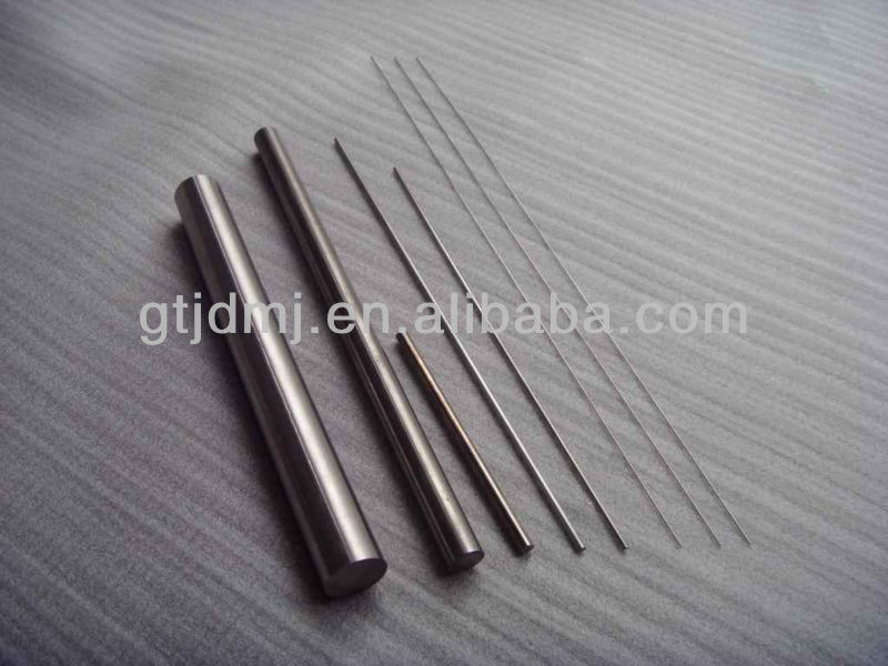 Solid Tungsten Carbide Rods for Mould Punch