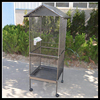 Large stainless steel breeding bird cage