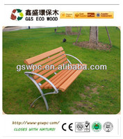 new Tech high quality WPC chair / WPC composite seat