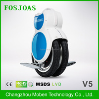 Best sales Fosjoas V5 Airwheel Q6 self balancing two wheeler electric scooter