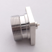 "flange 7/8"" to din 7/16 female adaptor"