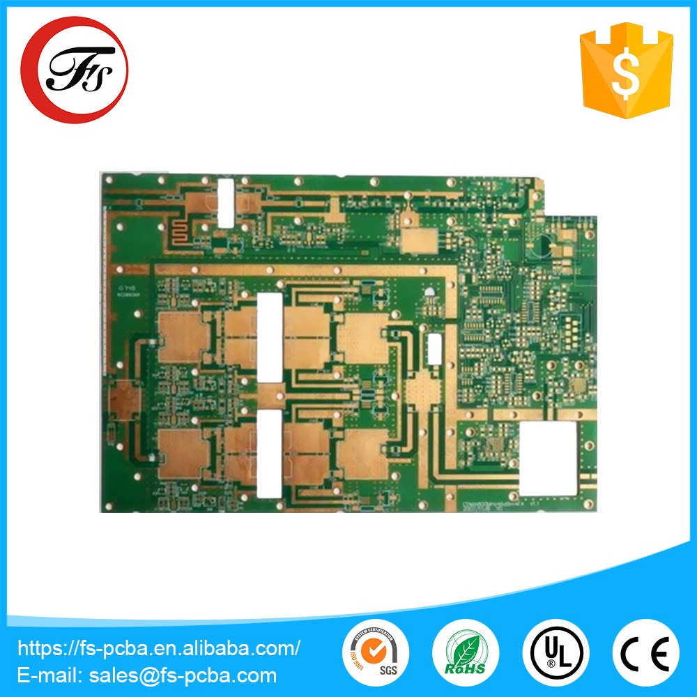 the best Oem/odm Pcb manufacturer of low cost blank Circuit Board