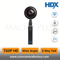Portable Battery Powered 720P HD Wireless IP camera