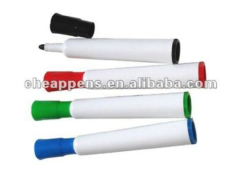 colored white board marker