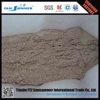 Applied to cement industry fluorspar powder 93% to india