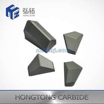 Cemented carbide shield cutter , YG13C TBM Cutter