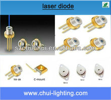 laser diode 808nm 5w To18/TO-3/C-mount for IR