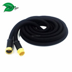 2017 Magic spray nozzle flexible garden hose 25FT/50FT/75FT/100FT Expandable Magic Water Hose