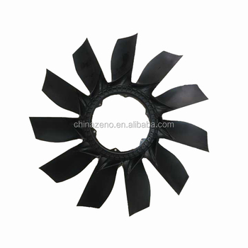 2012 INTERNATIONAL MAXXFORCE 13 Fan blade For International Prostar