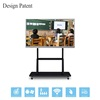75 inch all in one touch screen pc interactive whiteboard touch computer for school classroom equipment