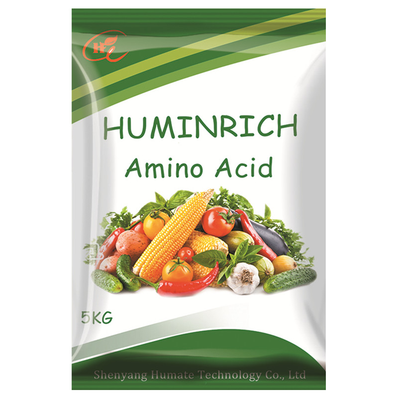 Huminrich Animal And Plant Source Full Crop Species <strong>Used</strong> Stimulates Growth Animo Acid