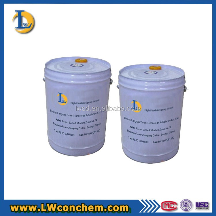 LW resin two component flexible polyurethane coating
