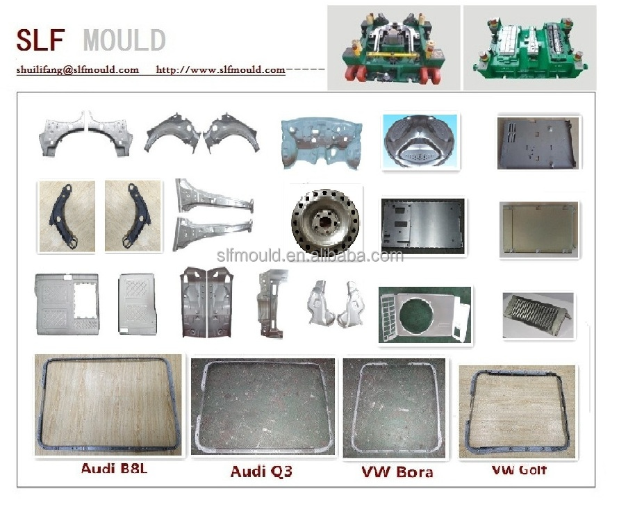 Automobile car parts metal Stamping mould Household Appliances mould Hardware appliance mould