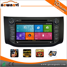 Instructiones Coche navigation with Mp3/FM/Transmisor USB Car Audio for N issan New Sylphy