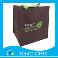 eco-friendly shopping apparel non woven packaging supplies bag