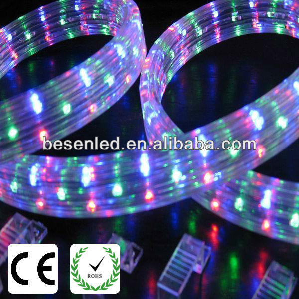 underwater 5 wire led rope light