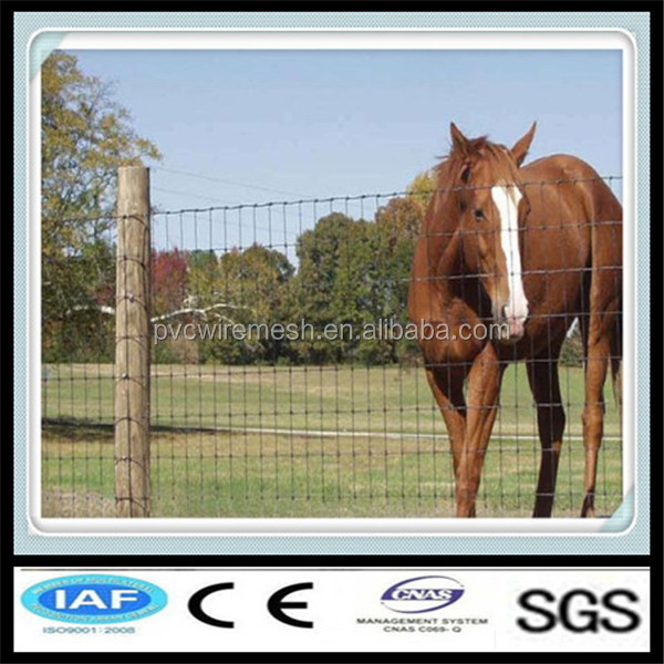 Galvanized iron wire portable sheep fence panels