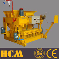 QMY6-25 High Quality mobile egg laying block making machine
