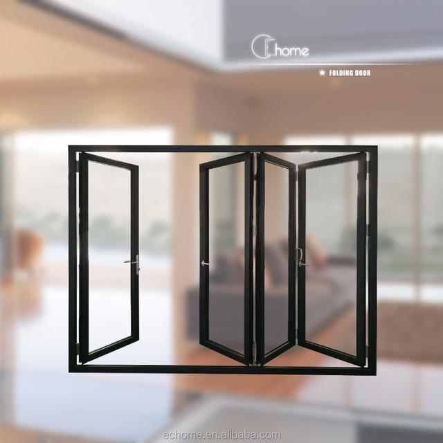 Aluminum Bifold Door Exterioryuanwenjun