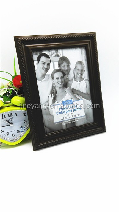 Dollar tree special moment plastic extrusion photo frame 13x18cm