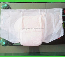 Non-woven Disposable adult diapers for old man and incontinent patient