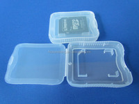 Favorites Compare Wholesale Freesample High speed plastic micro sd card Box