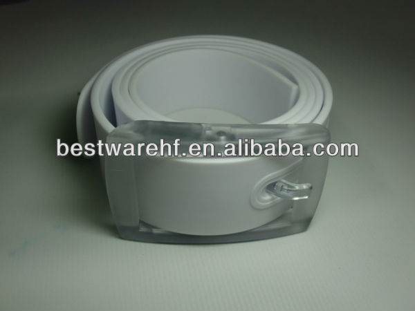 NEW custom factory supply resonable price Golf silicone belt