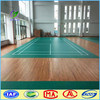 vinyl floor carpet covering used for badminton sport playground