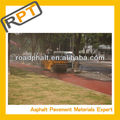 Roadphalt colored modified Asphalt