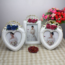 Wholesale resinic heart shape wedding gifts for newly married couple