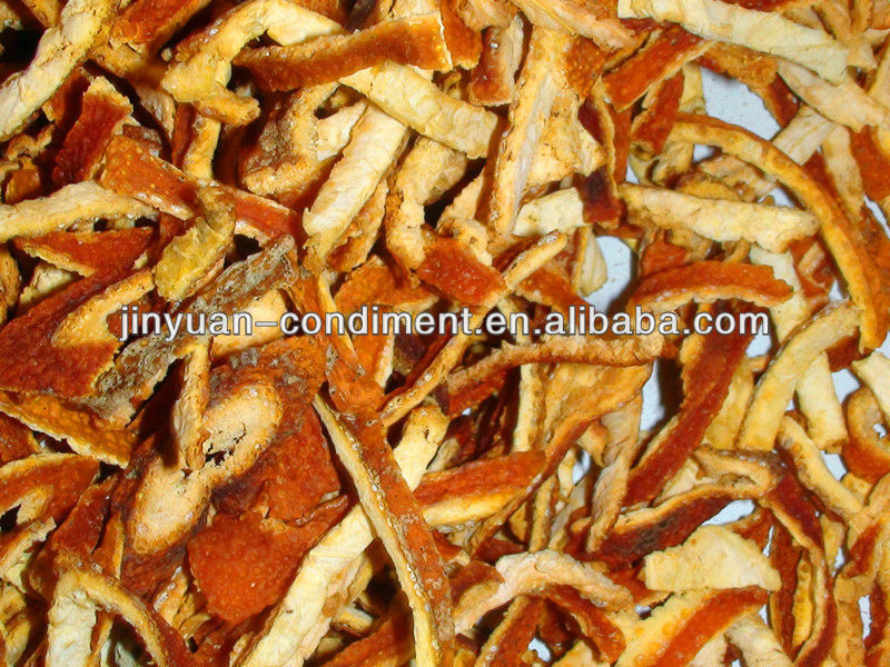 100% Natural Dried Tangerin Peel