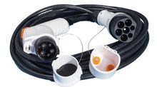 j1772 type 1 to IEC 62196 type 2 cords/J1772 to 62196-2 cables 32amp EV charge cables
