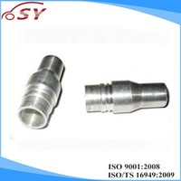 custom fabrication services machining part
