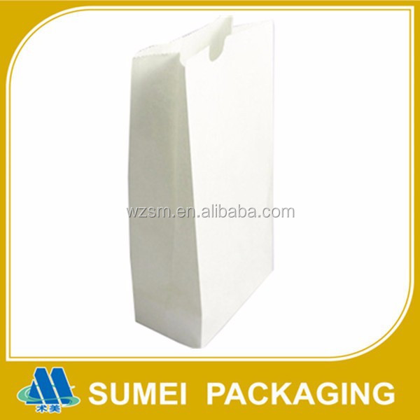 China custom cheap medicine prescription packing paper bags