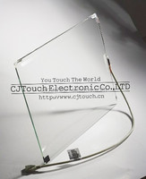 19 inch SAW touch screen panel with USB controller ,5V or 12V