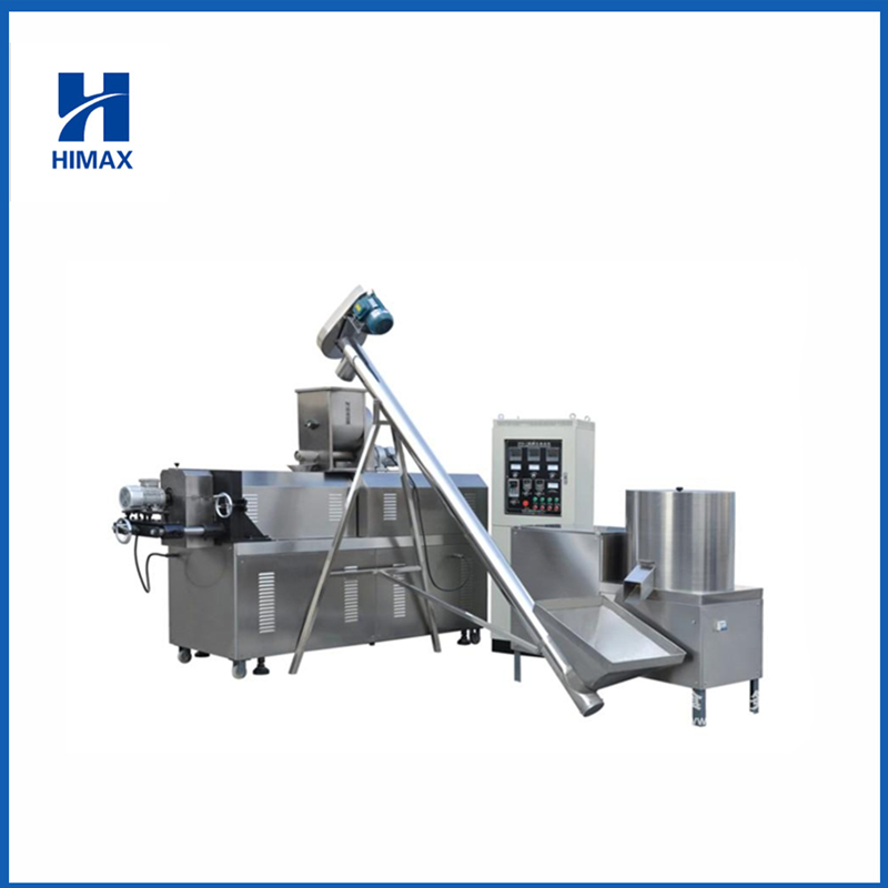 Factory price corn flakes production process