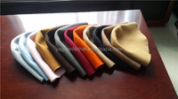 factory elegant fashion multi color wool felt hat body for wholesale