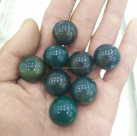 Wholesale classic natural agate ball water agate sphere for sale