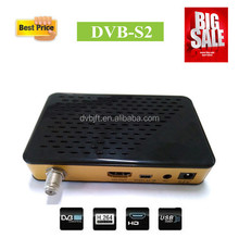2015 hot selling mini DVB-S2 hd satellite tv receiver for Sudan
