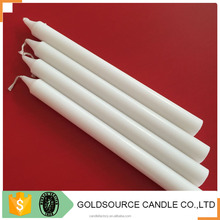 paraffin wax home decoration large candles