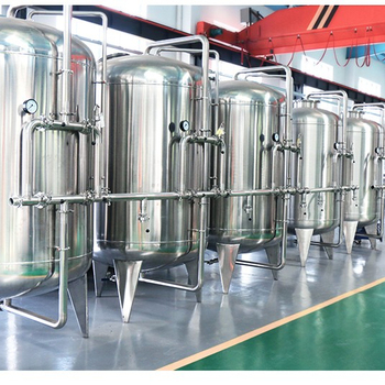500L/H ultra filtration membrane industrial machinery(mineral water treatment)