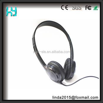 airline headset for schools,hospitals,low cost headphones