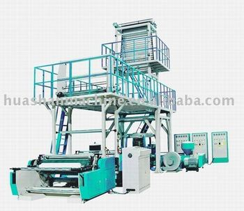 3-Layer ABC Co-extrusion Blown Film Machine