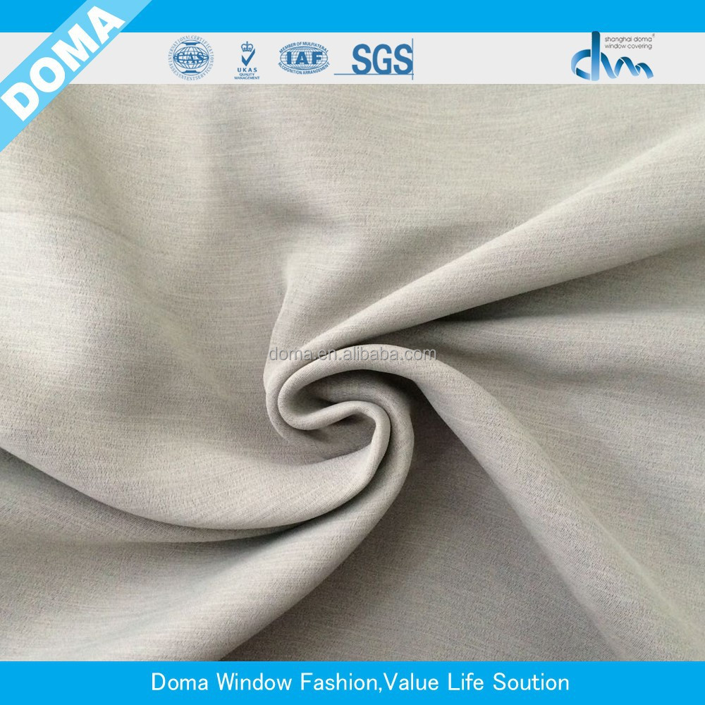Flame Retardant Blackout Hotel Curtains/ Drapery window curtains