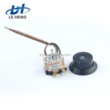 adjustable liquid thermostat controller