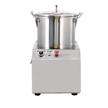 2017 commercial electric food vegetable meat cutting mixer machine
