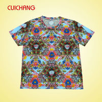 colourful sublimation t shirts